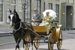 Concours d'Elegance: koetsen op het Lange Voorhout; vervaardiger: D-Vorm (Mellin…