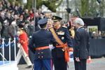 Viering van 200 jaar Landmacht. Start van de viering op Plein 1813 in Den Haag m…
