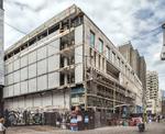 Grote Marktstraat, verbouwing van het voormalige pand van V & D. Er komen (zijn)…
