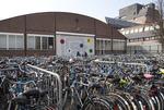 Junostraat, Fietsdepot Haaglanden, een initiatief van de gemeente Den Haag, de g…