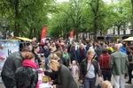 Haags Uit Festival op het Lange Voorhout; vervaardiger: Oosterhout, Fotografie P…