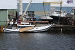 Binckhorstlaan 281, jachtwerf De Haas gezien van de Trekweg; vervaardiger: Loerm…