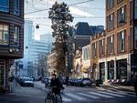 Fluwelen Burgwal gezien van de Herengracht; vervaardiger: Gispen, Piet; 26 -11 -…