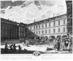 Aanslag op de gedeputeerden van Dordrecht in Den Haag op 17 maart 1786. Het betr…