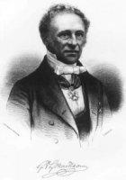 Portret van mr. G.A.G. van Maanen, zoon van de minister van justitie mr. C.F. van Maanen. Hij was pr ...