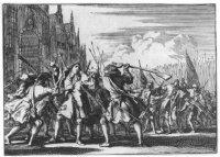Moord op gebroeders de Witt op 20 augustus 1672.