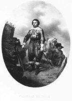 Portret van Frederik Hendrik ( 1584-1647), prins van Oranje, staand ten voeten uit, frontaal. De pri ...