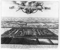 De heer van Sint Anna-Lands Hofstede genaamt Clingendaal bij 's-Gravenhage. In het geheel van het Zu ...
