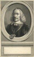 Portret van de militair Witte Cornelisz. de With.