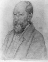 Portret van Edward Bernard Koster (1861-1937).
