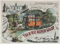 De eerste Haagse paardetram, te weten het imperiaalrijtuig nr. 2 van de Dutch Tramway Company (1864- ...