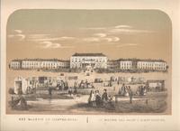 Het Stedelijk Badhuis, geopend mei 1828.