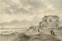Het Hotel d'Orange is pas in 1872 door de 'Bouwmaatschappij Scheveningen' gebouwd. Iets eerder werde ...