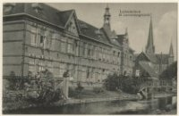 Burgemeester Hovylaan, St. Leonardusgesticht, ca. 1915