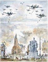 Het bombardement op het Bezuidenhout, 3 maart 1945