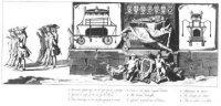 Begrafenisstoet van Willem IV Karel Hendrik Friso, Prins van Oranje- Nassau. 4 februari 1752. Te zie ...