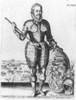 Maurits, Prins van Oranje, Graaf van Nassau.