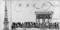 Feestelijke intocht gehouden door Robert Dudley, graaf van Leicester, te 's-Gravenhage op 6 januari  ...