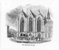 De Kloosterkerk aan het Lange Voorhout.