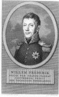 Willem (I) Frederik, Prins van Oranje-Nassau (1772-1843), de latere Koning Willem I.