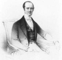 Portret van Victor Amadeo Trossarello (1794-1882), ook wel Victor genoemd, concierge aan het paleis  ...