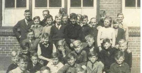 willibrordusschool klas  1946