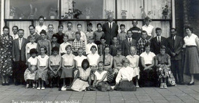 Ireneschool 1957 31 aug2