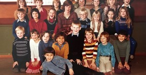 Schoolfoto 1979 Nutsschool hollanderstraat
