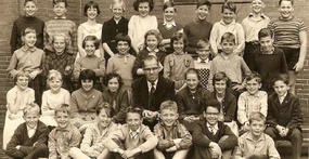 Emmaschool Sch 1959_1960 klas 5 of 6