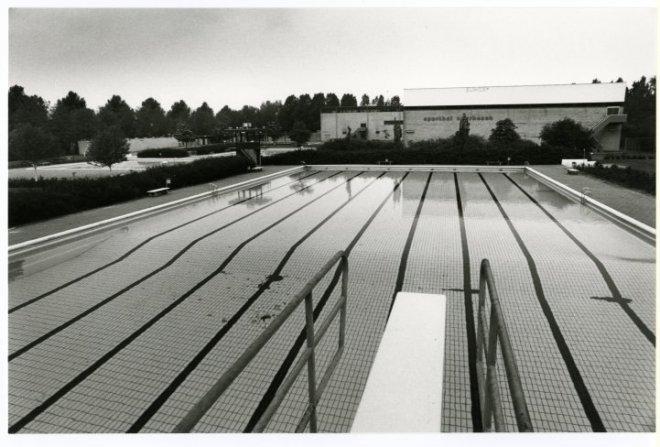 Beeldbank haags gemeentearchief vlaskamp sportcomplex overbosch