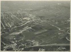 Luchtfoto Leiden-west