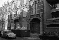 Oude postkantoor aan de Breestraat