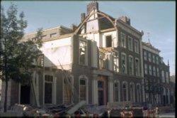 Gebouw van het Koninklijk Genootschap Mathesis Scientiarum Genitrix aan de Pieterskerkgracht