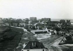 De Pieternelweg nog zonder bebouwing