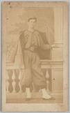 Eduard de Haas pauselijk zouaaf