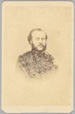 Portret van kapitein der artillerie G.D. Birnie