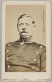 Generaal-luitenant von Kameke. 14. Division. 7. Armeekorps