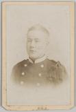 Portret van 2e luitenant baron R.F.C. Bentinck