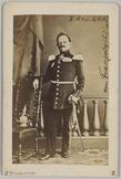 Von Fransecky, General-Lieutnant 7. Division, I Armee Königliches und Kaiserlich…