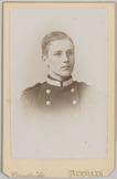 Portret van 2e luitenant J.H. van Breda