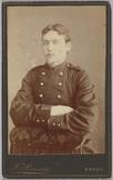 Portret van J.M. Benteijn