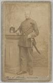 Portret van een van de broers Van den Berg (J. of C.D.)