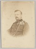 Portret van kapitein der artillerie P.L. Berail