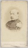 Portret van ritmeester der cavalerie C.A.L. Brender à Brandis