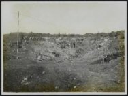 A quarry on the Somme
