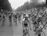 Tour de France , het hele peleton