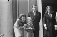 Beatrix, Claus, Christina, Willem-Alexander