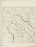 Kaart van Zuid Carolina en een deel van Georgia - Blad 1 van 4<br>A Map of South…
