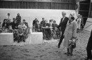 Prinses Beatrix opent Willem-Alexander Manege te Arnhem