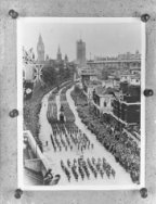 Victory Parade in Londen